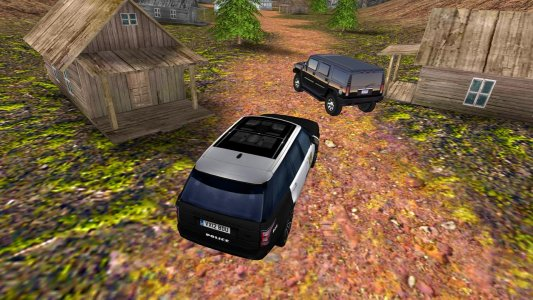 4X4 Offroad Police Simulator
