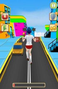 Anime Girl Runner