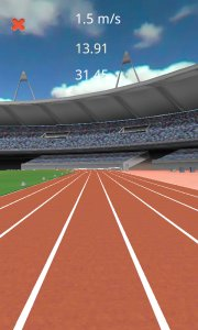 World Athletics 2015: Run Game