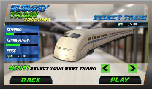 Bullet Treno Metropolitana 3D