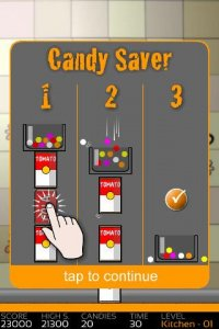 Candy Saver