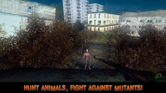 Chernobyl Survival Simulator
