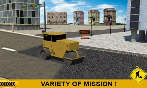 City Roads Builders Sim 3D