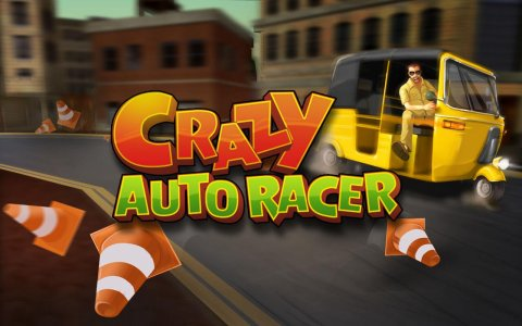 Crazy Auto Traffic Racer
