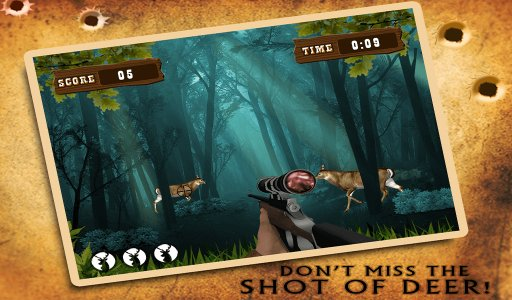 Deer Hunting Simulator : Brave