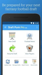 Draft Punk - Fantasy Football
