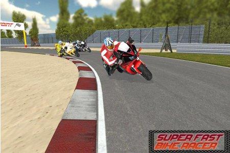 Fast Motor Bike Rider 3D ?