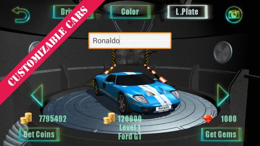 Fast Racing Craft