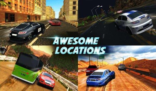 เกมแข่งรถ : แข่งรถ GT