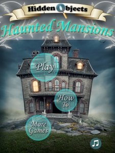 Hidden Objects Haunted Houses FREE