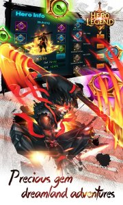 Hero Legend Shadow Stickman