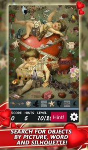 Hidden Object: Valentine's Day