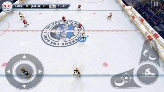 Khúc côn cầu 3D - Ice Hockey
