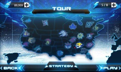 хоккей с шайбой 3D - IceHockey