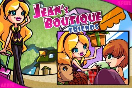 Jean's Boutique Friends