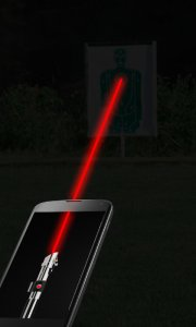 Laser Flash light (Prank)