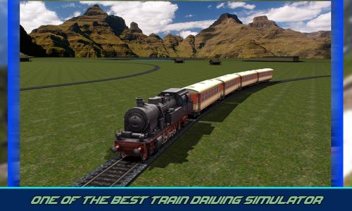Mount Train Driving Simulator