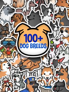My Dog Album - Cute Puppy Sticker Book