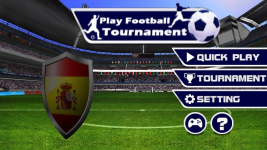 Play Football Tournament