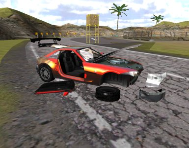 Raging Car Driving 3D