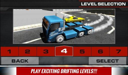 Real City Truck Drift Racing