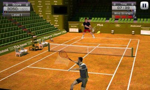 Real Tennis 3D