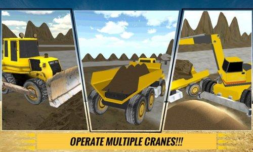 Sable Pelle Dump Truck Sim