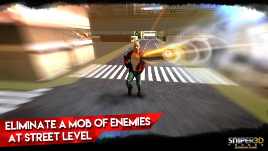 Sniper Heroes 3D Assassin Game