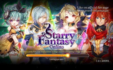 Starry Fantasy Online