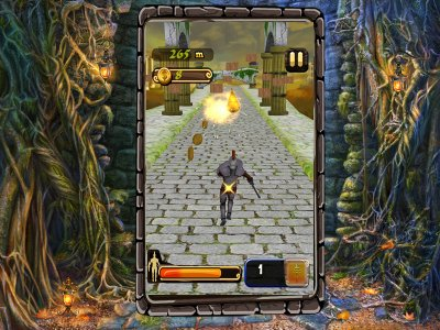 Temple Castle Run 3D