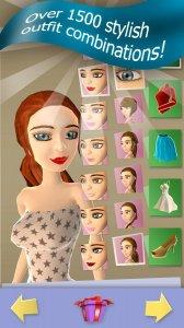Top Girl Dress Up Game