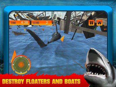 Shark Attack liar Simulator 3D