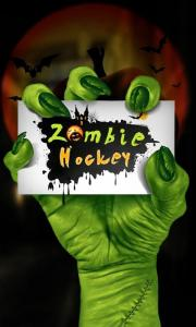 Zombie Air Hockey
