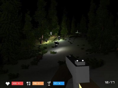 Zombie Block 3D