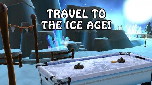 แอร์ฮอกกี้น้ำแข็งเรืองแสงอายุ