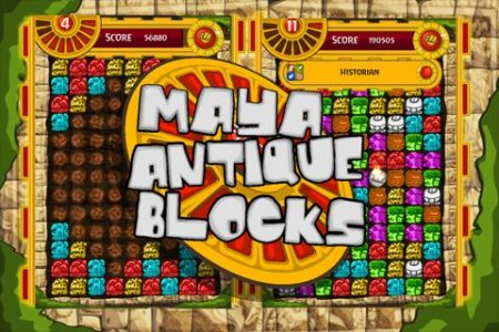 Maya Ruby Match Gold Blitz