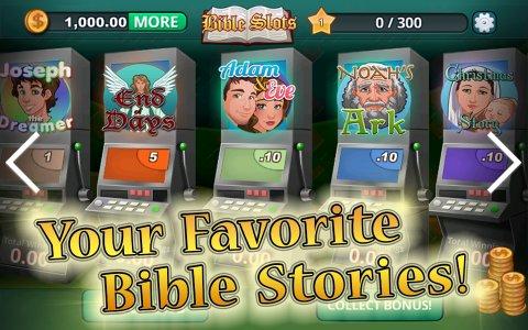 Bible Slots Free