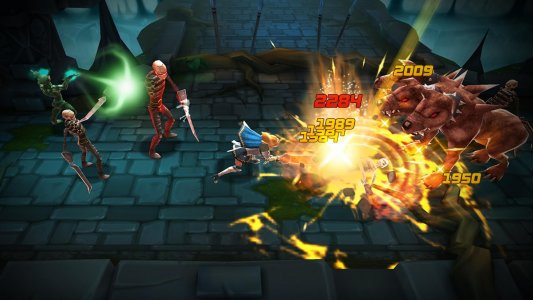 BLADE WARRIOR: 3D ACTION RPG