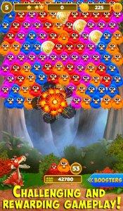 Bubble Birds 4 - Reventar Pajaros Burbujas