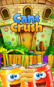 Cans Crush - Match 3
