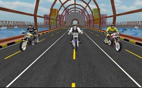 atake ng kotse; bike race