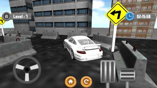 Car Parking Race 3D
