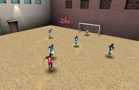 City Street Soccer
