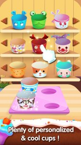 Cupcake Fever - Cooking Game