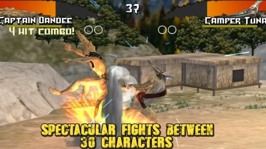 Dinosaurs fighters - Free fighting games
