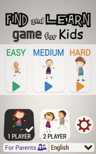 Fun educational game for Kids