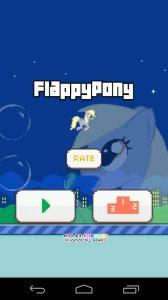 Flappy Pony