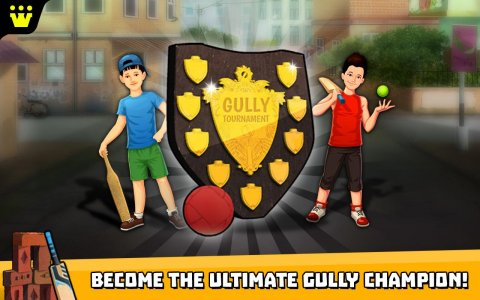 Gully Cricket Game - 2018