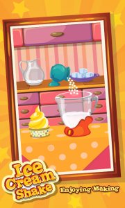 Ice Cream Shake Maker Salon