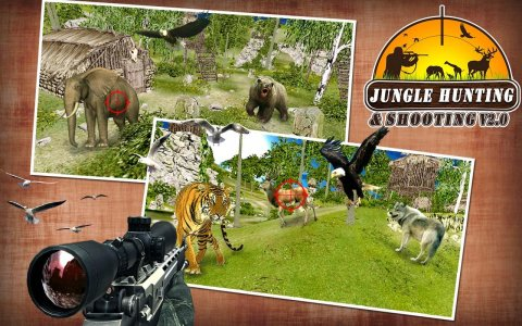 Jungle Hunting & Shooting V2